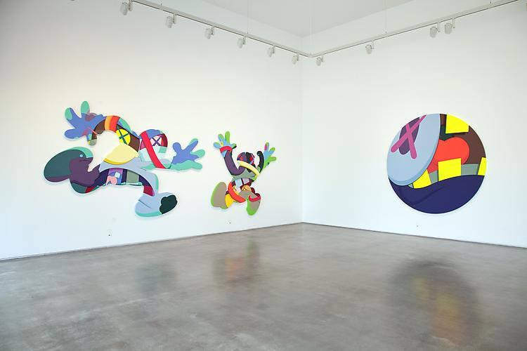 "KAWS ""Play Your Part"" @ Galeria Javier Lopez, Madrid: KAWS_Inst__view_52.jpg"