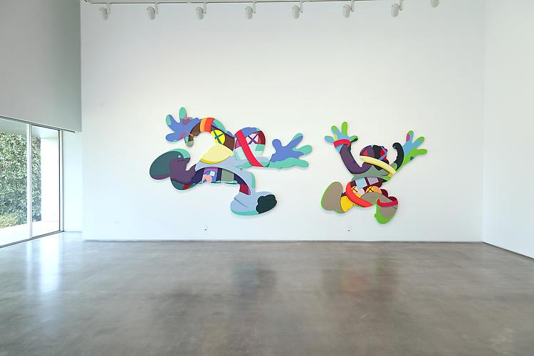 "KAWS ""Play Your Part"" @ Galeria Javier Lopez, Madrid: KAWS_Ins"