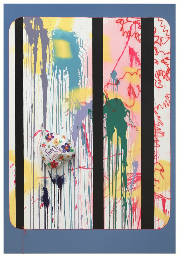 "Sarah Cain ""Burning Bush"" @ Galerie Lelong, NYC: gl_9426_-_its_your_day.jpg"
