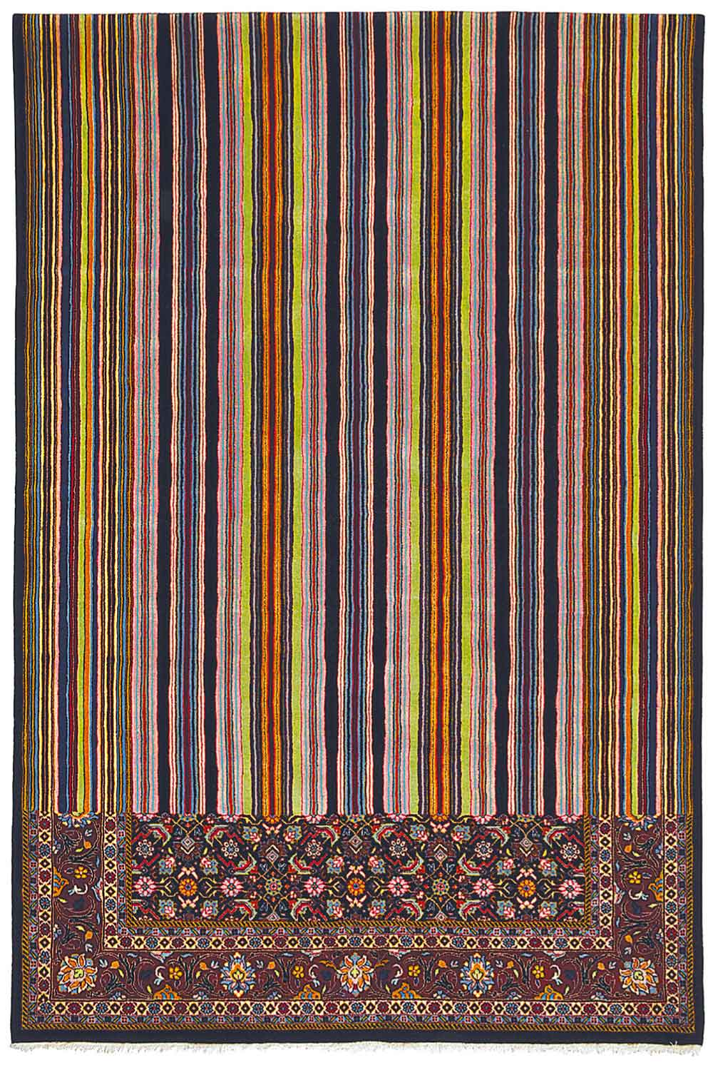 "Richard Hutten's ""Playing with Tradition"" Oriental Rugs: Juxtapoz-RichardHutton31.jpg"