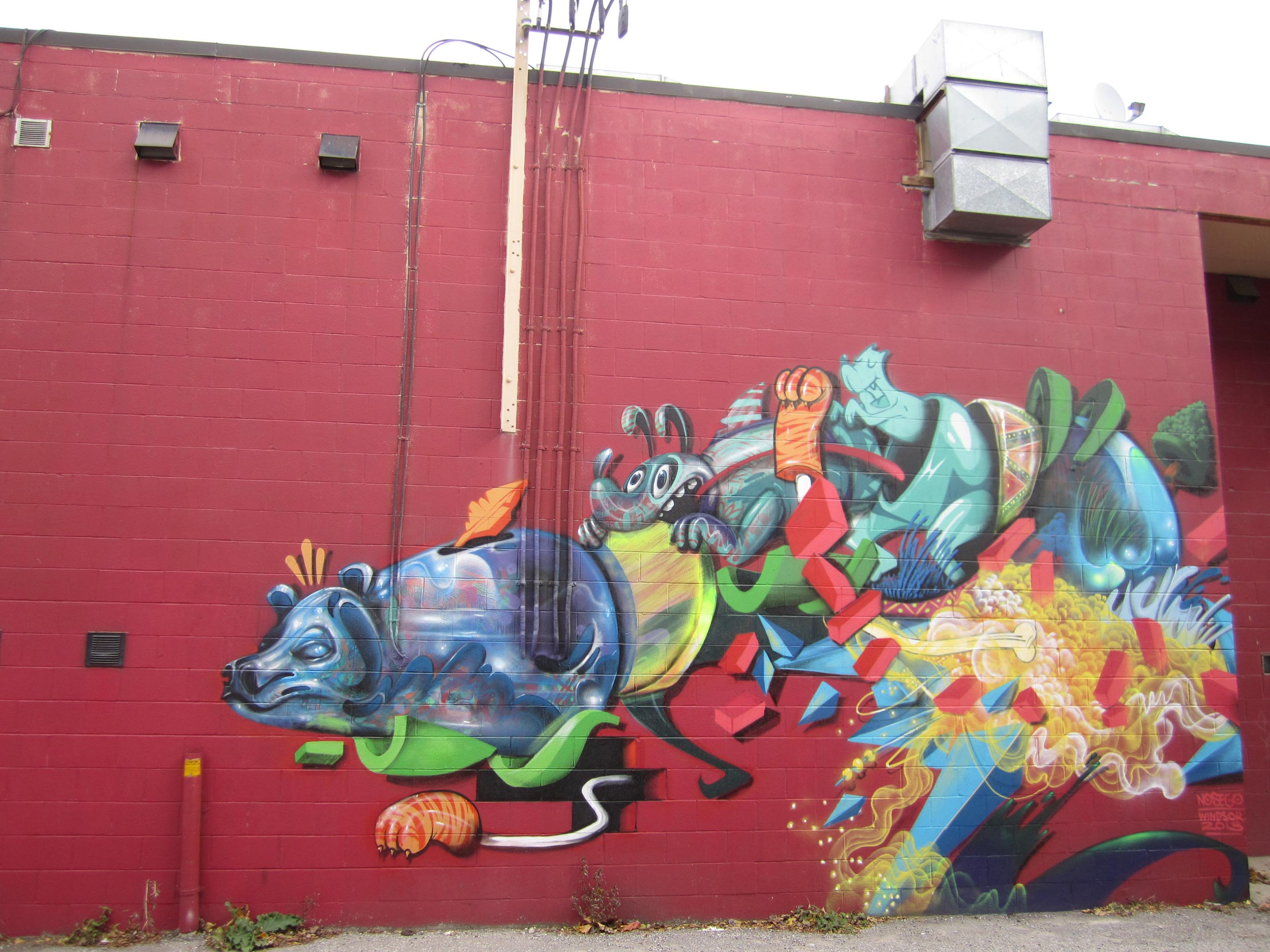 Free 4 All Walls in Windsor, Ontario: NoseGo 1.jpg