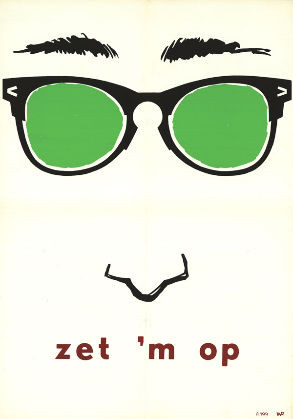 Vintage Dutch Safety Posters: 1959-1965-put-them-on.jpg