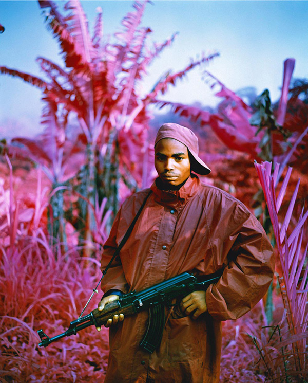 "Using infrared film to capture ""The Enclave"" by Richard Mosse: juxtapoz_Richard_Mosse3.jpg"