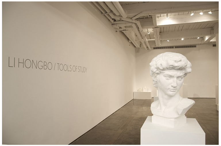 "Li Hongbo ""Tools of Study"" @ Klein Sun Gallery, NYC: Screen shot 2014-02-26 at 9.52.55 AM.png"