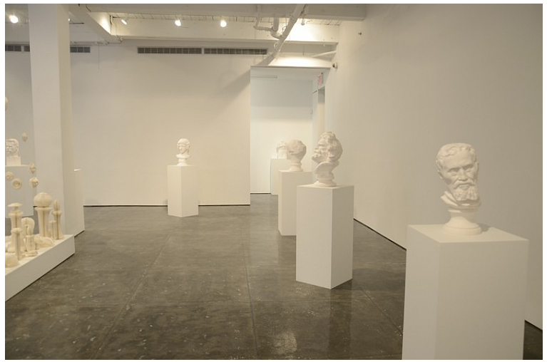 "Li Hongbo ""Tools of Study"" @ Klein Sun Gallery, NYC: Screen shot 2014-02-26 at 9.54.34 AM.png"