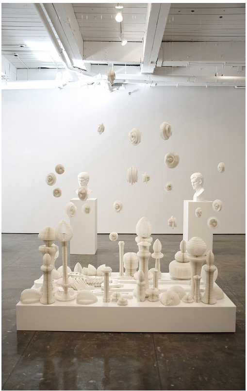 "Li Hongbo ""Tools of Study"" @ Klein Sun Gallery, NYC: Screen shot 2014-02-26 at 9.54.53 AM.png"