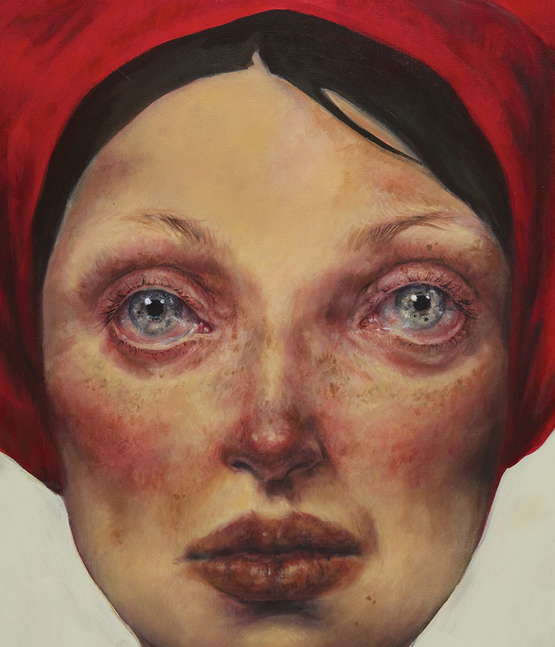 Paintings by Iranian Artist Afarin Sajedi: Afarin-Sajedi_01.jpg