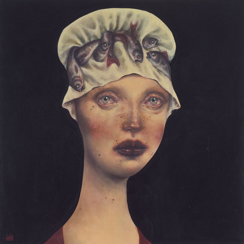 Paintings by Iranian Artist Afarin Sajedi: Afarin-Sajedi_03.jpg
