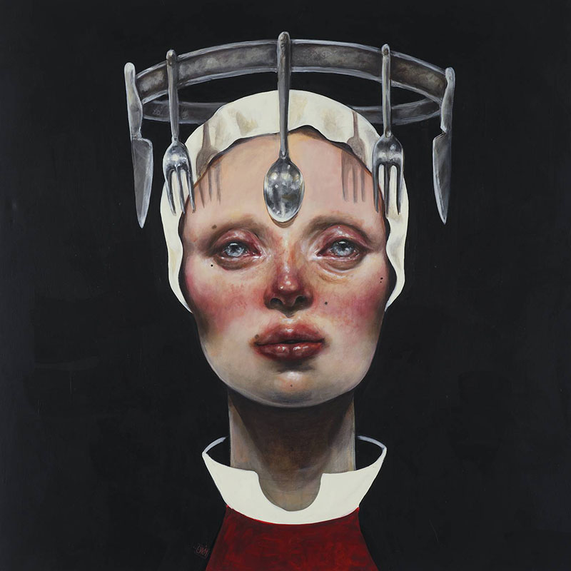 Paintings by Iranian Artist Afarin Sajedi: Afarin-Sajedi_05.jpg