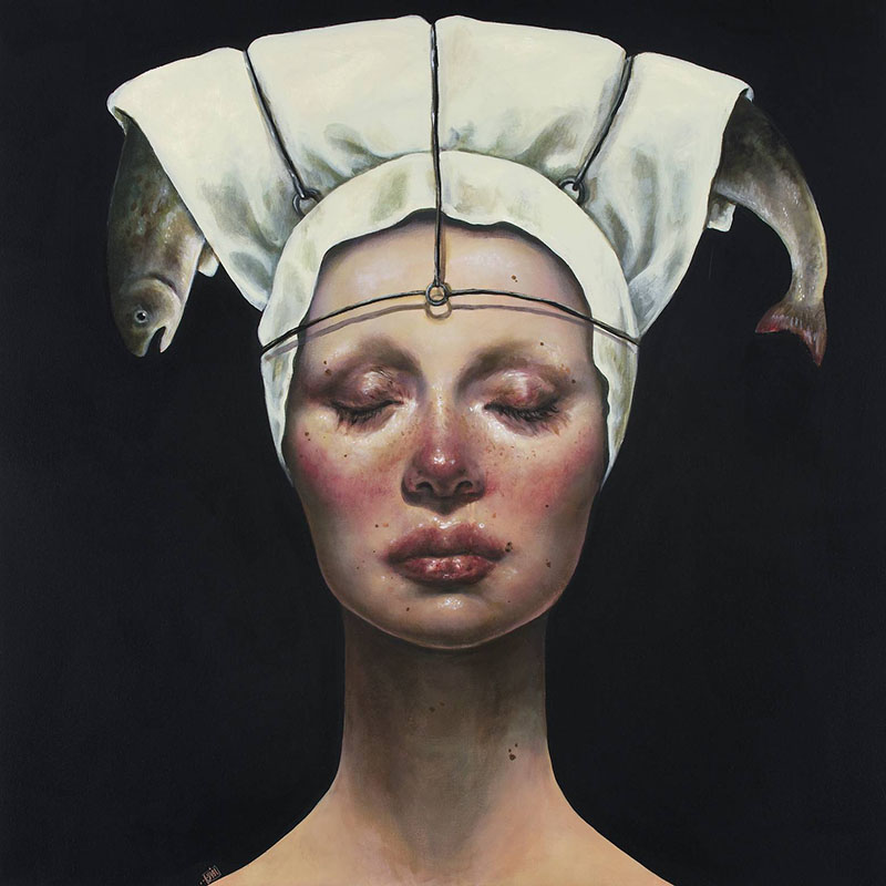Paintings by Iranian Artist Afarin Sajedi: Afarin-Sajedi_07.jpg