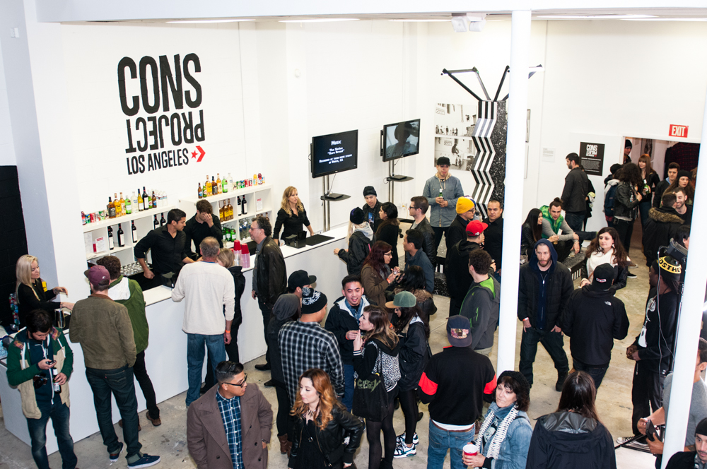 Recap: Cons Project Exhibition Event in Los Angeles: Juxtapoz-ConProject-001.jpg