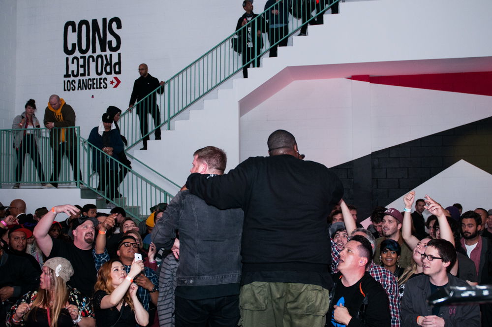 Recap: Cons Project Exhibition Event in Los Angeles: Juxtapoz-ConProject-006.jpg