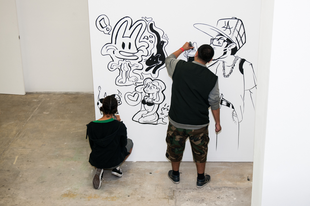 Recap: Cons Project Exhibition Event in Los Angeles: Juxtapoz-ConProject-014.jpg