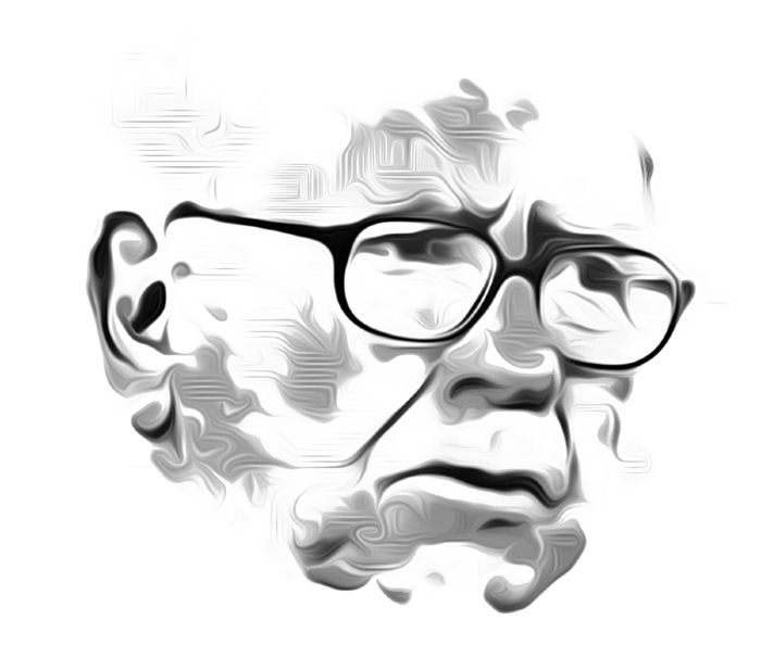 Celebrity Illustrations from Jawaan Burge: 8_warrenBuffet_700.jpg