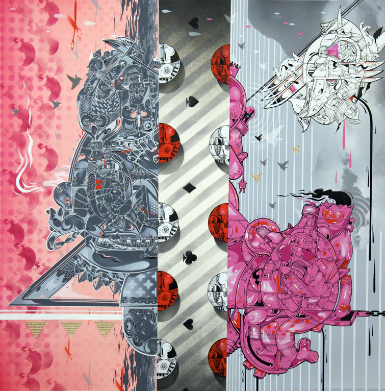 "Preview: How Nosm ""Way Things Are""  @ Pace Prints, NYC: HowNosm2.jpg"