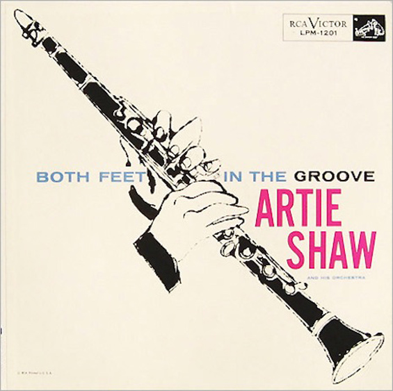 Andy Warhol: Early Record Covers: Artie-Shaw32076640329.jpg