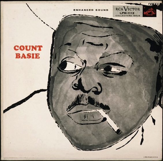 Andy Warhol: Early Record Covers: Basie26478.jpg