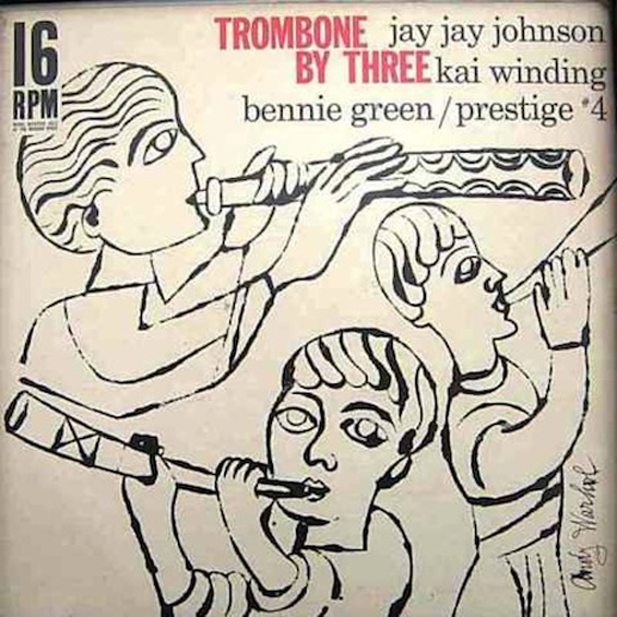 Andy Warhol: Early Record Covers: Bennie-Green24273738-Copy.jpg