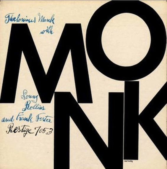 Andy Warhol: Early Record Covers: Monk74574888.jpg