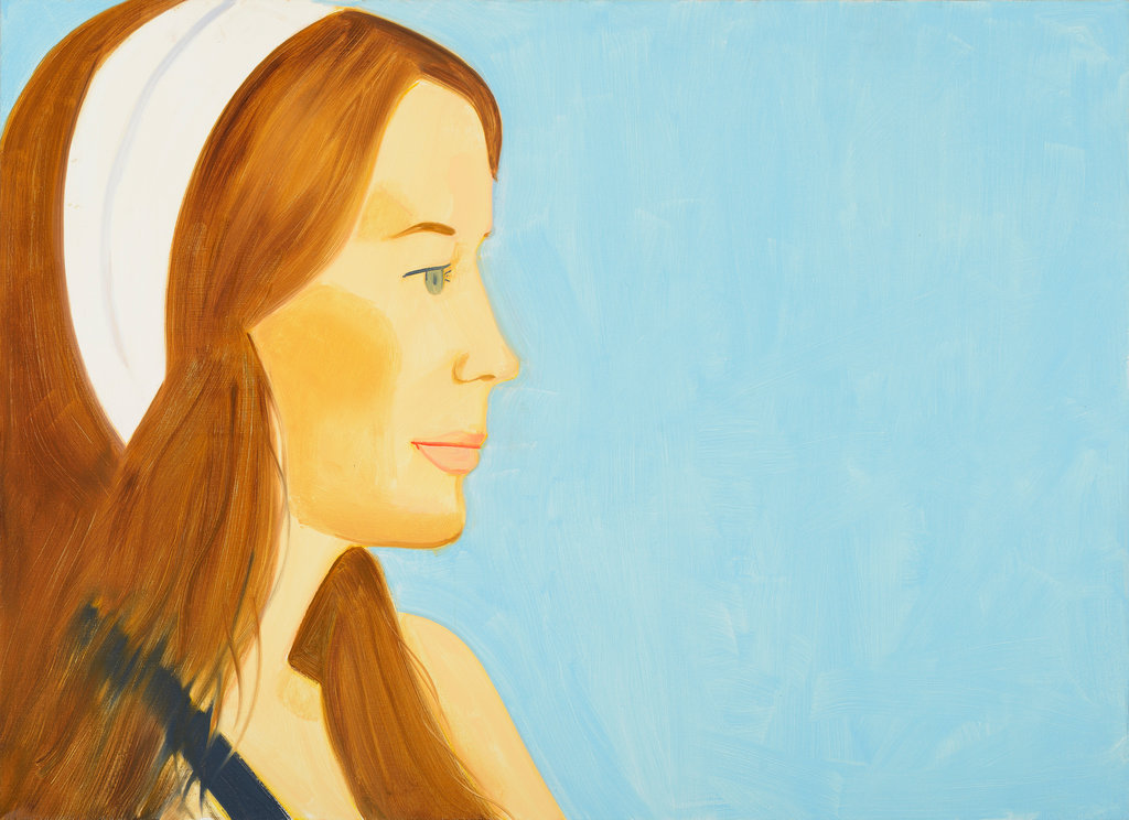 "Alex Katz ""45 YEARS OF PORTRAITS. 1969-2014"" @ Galerie Thaddaeus Ropac, Paris: 03katz-beddie-slide-1NH9-jumbo.jpg"
