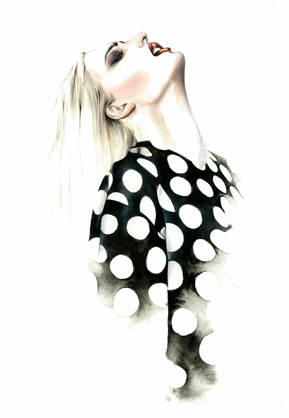 Fashion Illustrations by Antonio Soares: tumblr_miskt08RPS1qjq5r7o1_1280.jpg