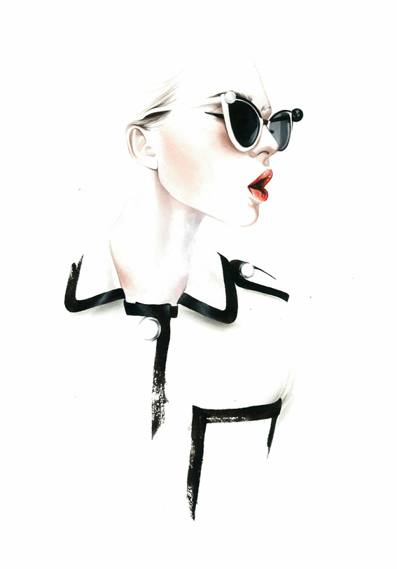 Fashion Illustrations by Antonio Soares: tumblr_miu9c5XtFN1qjq5r7o1_r1_1280.jpg