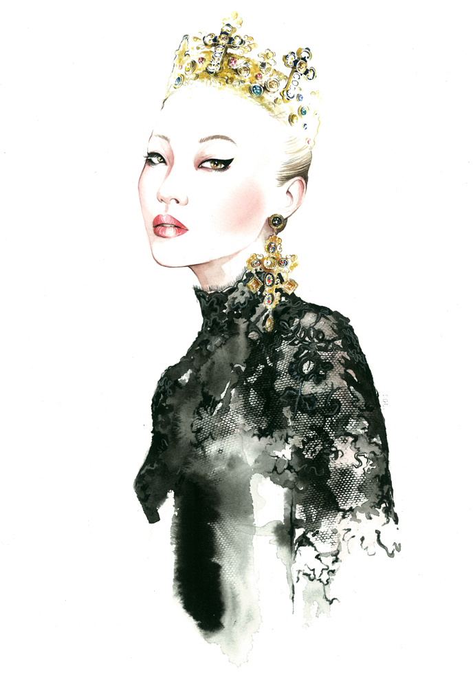 Fashion Illustrations by Antonio Soares: tumblr_mujxqhBI311qjq5r7o1_1280.jpg