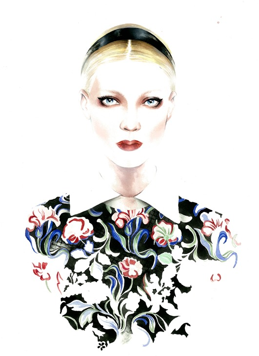 Fashion Illustrations by Antonio Soares: tumblr_mvpqzgnNV31qjq5r7o1_1280.jpg