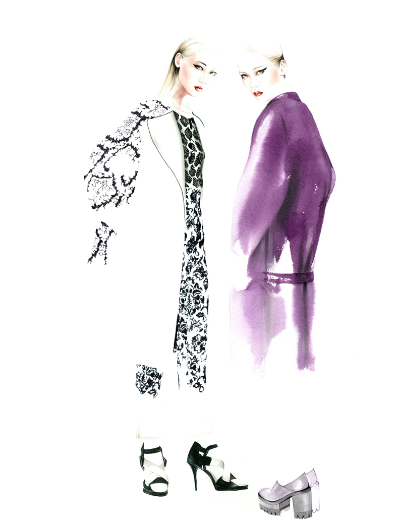 Fashion Illustrations by Antonio Soares: tumblr_mwxzvk4rVS1qjq5r7o1_1280.jpg