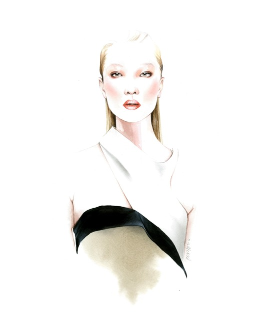 Fashion Illustrations by Antonio Soares: tumblr_mysdfvlTaL1qjq5r7o1_1280.jpg