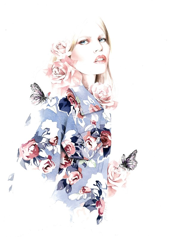 Fashion Illustrations by Antonio Soares: tumblr_n1evn5ZVui1qjq5r7o1_1280.jpg