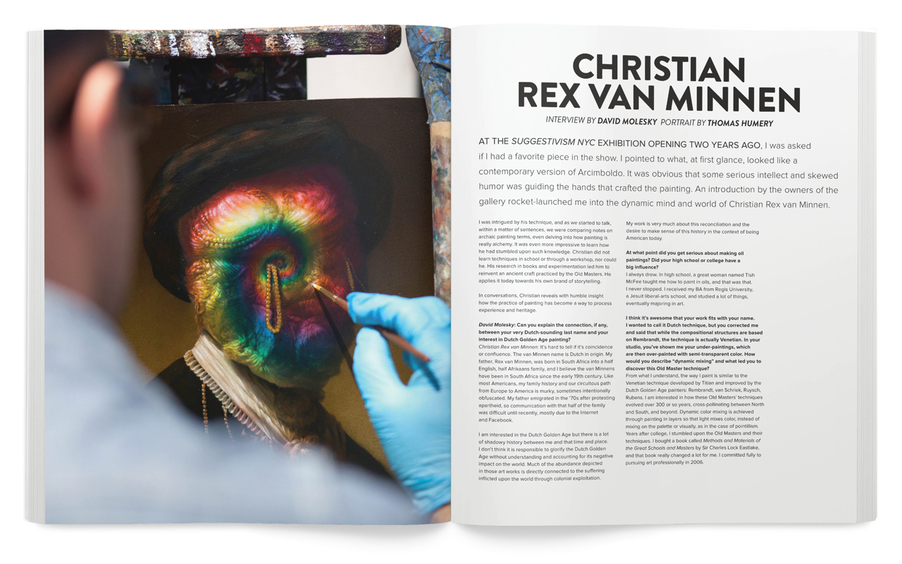 April 2014: On Sale Now, Featuring: Andy Rementer, Michael Johansson, Christian Rex van Minnen, Teen Witch and More: FJX0414-6.jpg