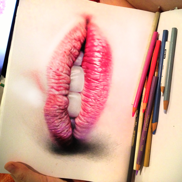 Morgan Davidson's Colored Pencil Works: 37553d4f1358e2a9973cdab890c2cfcf.jpg