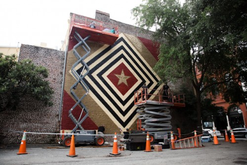 Tonight: Power & Glory: Shepard Fairey and Jasper Johns @ Halsey Institute: Juxtapoz-Shepard008.jpg