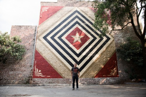 Tonight: Power & Glory: Shepard Fairey and Jasper Johns @ Halsey Institute: Juxtapoz-Shepard010.jpg