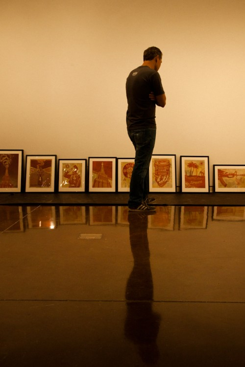 Tonight: Power & Glory: Shepard Fairey and Jasper Johns @ Halsey Institute: Juxtapoz-Shepard011.jpg