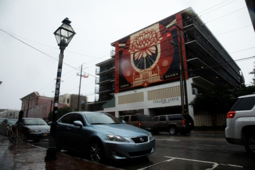 Tonight: Power & Glory: Shepard Fairey and Jasper Johns @ Halsey Institute: Juxtapoz-Shepard012.jpg