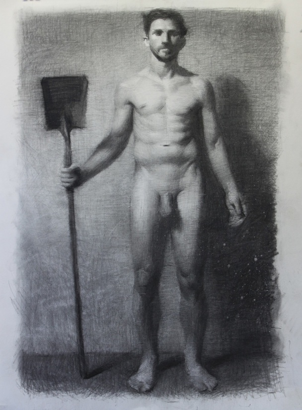 Charcoal Works from Joseph Todorovitch: IMG_5176.jpg
