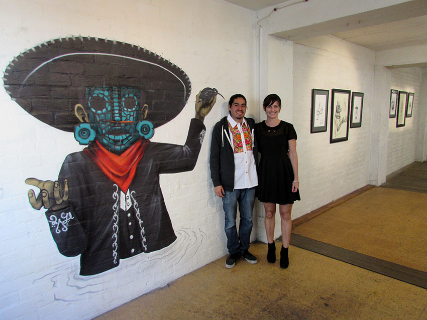 Saner @ Cross Street Gallery, Auckland, New Zealand: 5.jpg