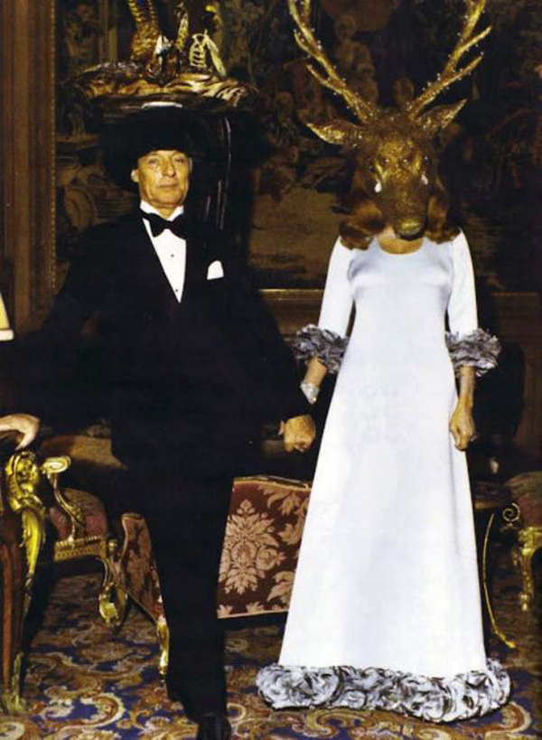 Best of 2014: 1972 Rothschild Illuminati Ball: juxtapoz_Marie_Hélène_de_Rothschild2.jpg