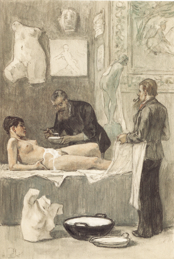 The Erotic Prints of Félicien Rops: Félicien_Rops_-_Le_moulage.jpg