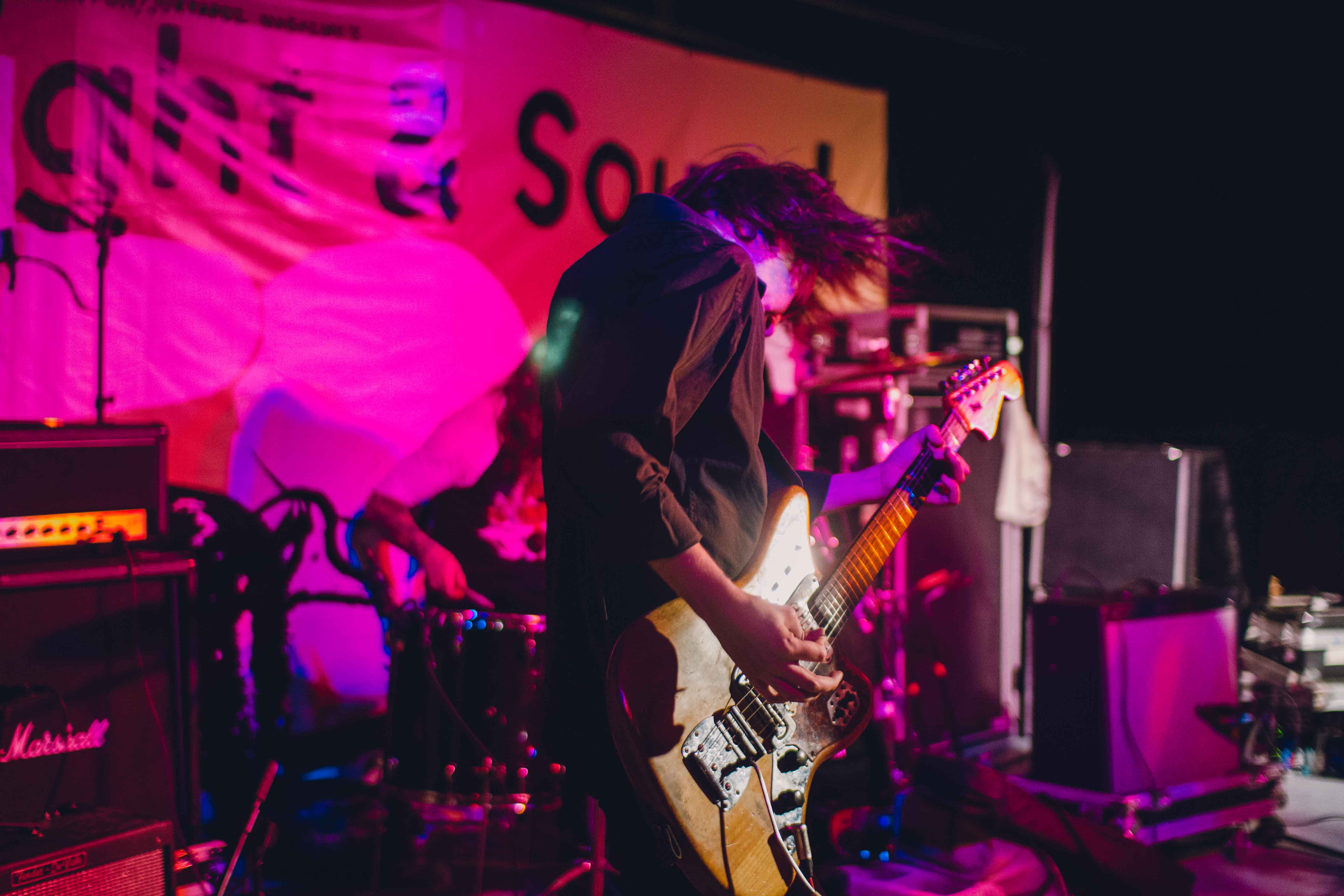 Sight & Sound: Coachwhips, Together Pangea, The Meatbros, Fresh & Onlys, and more.: JuxtapozProjectsSXSW (14 of 23).jpg