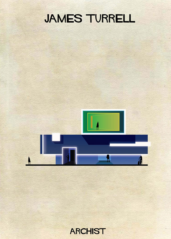 Buildings Inspired by Famous Works of Art: 16-Federico-Babina-A