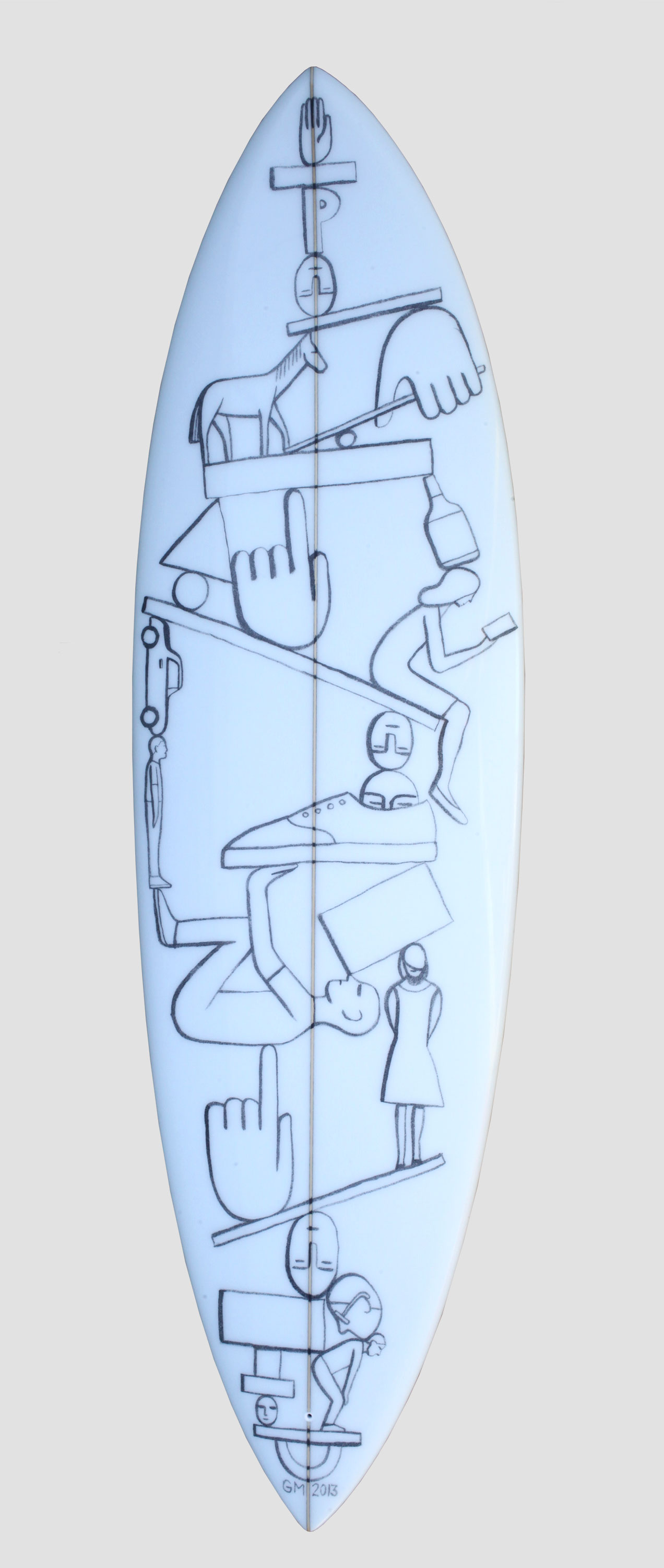 Waves For Water Benefit Auction is LIVE!: Geoff-McFetridge.jpg
