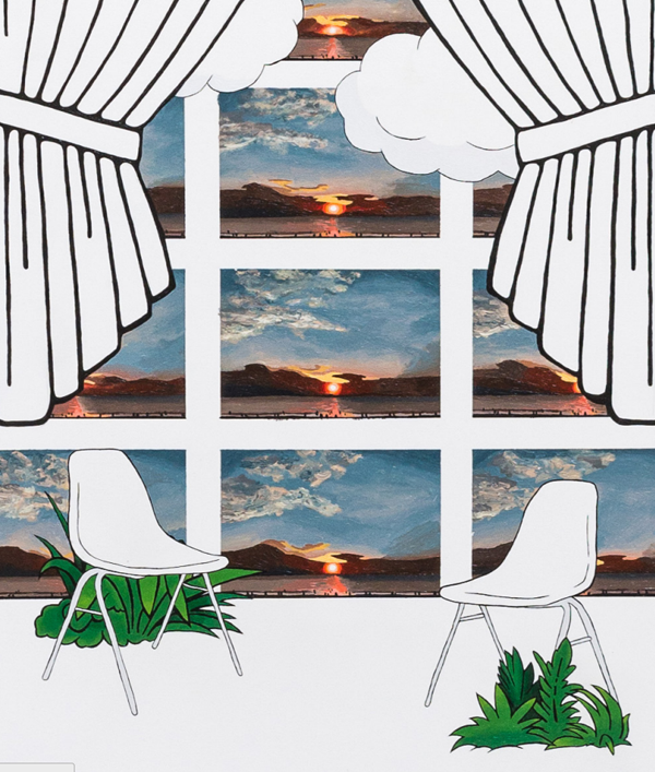 "Hamishi Farah ""albeit tho"" @ Blackartprojects, Melbourne: Screen shot 2014-03-18 at 3.19.50 PM.png"