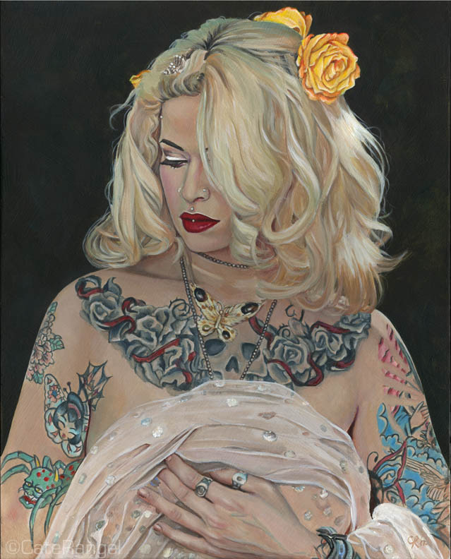 Paintings by Cate Rangel: Cate_Rangel_Chantal-w.jpg
