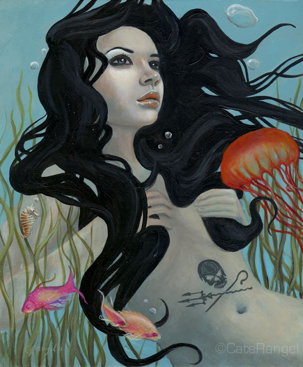 Paintings by Cate Rangel: cate-rangel-sea-no-evil-w.jpg