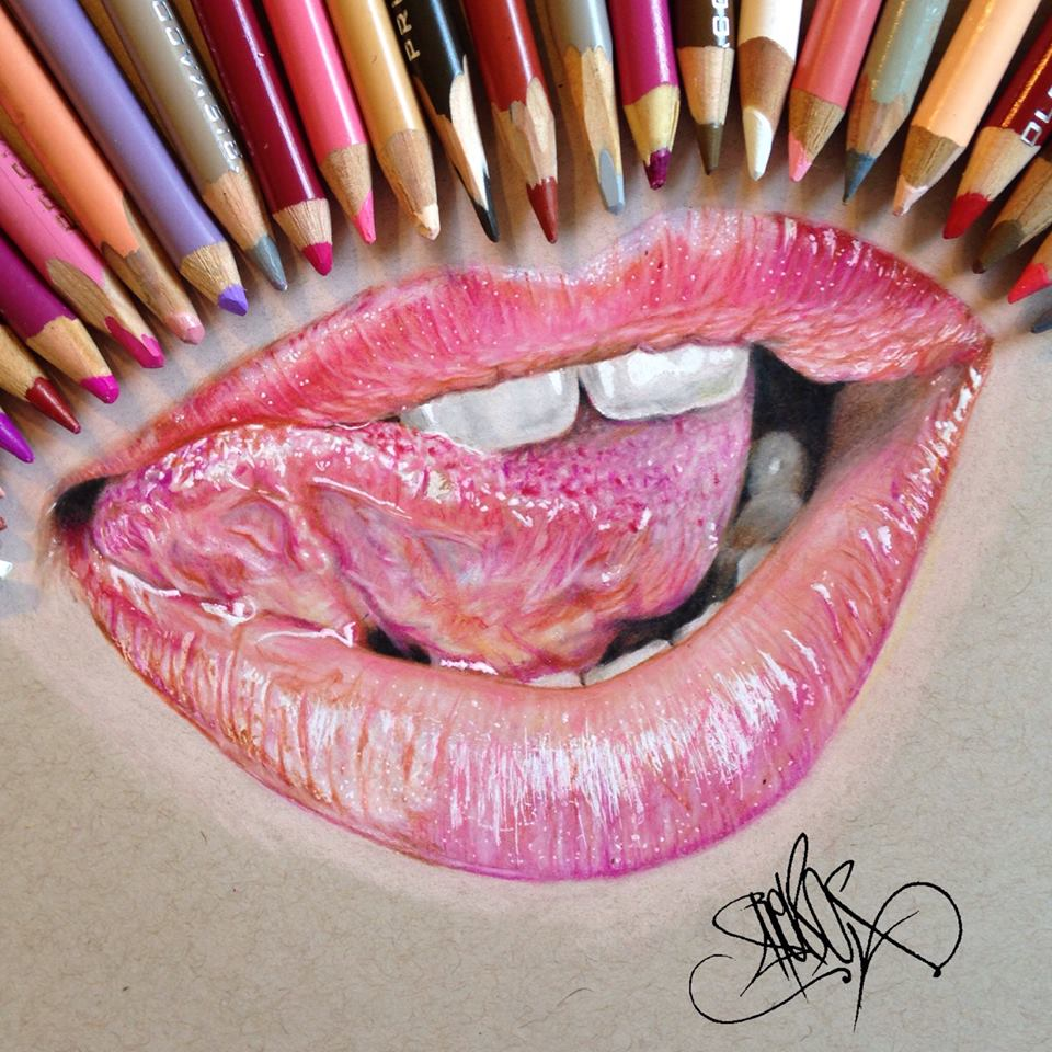 Hyperreal Pencil Drawings by Redosking: 1924832_1468532190041678_151624718_n.jpg