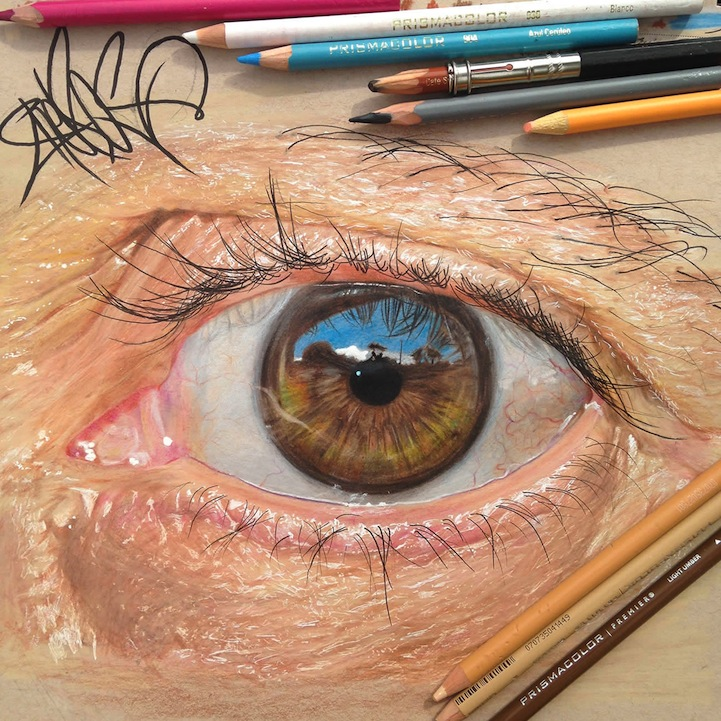 Hyperreal Pencil Drawings by Redosking: Redosking2.jpg