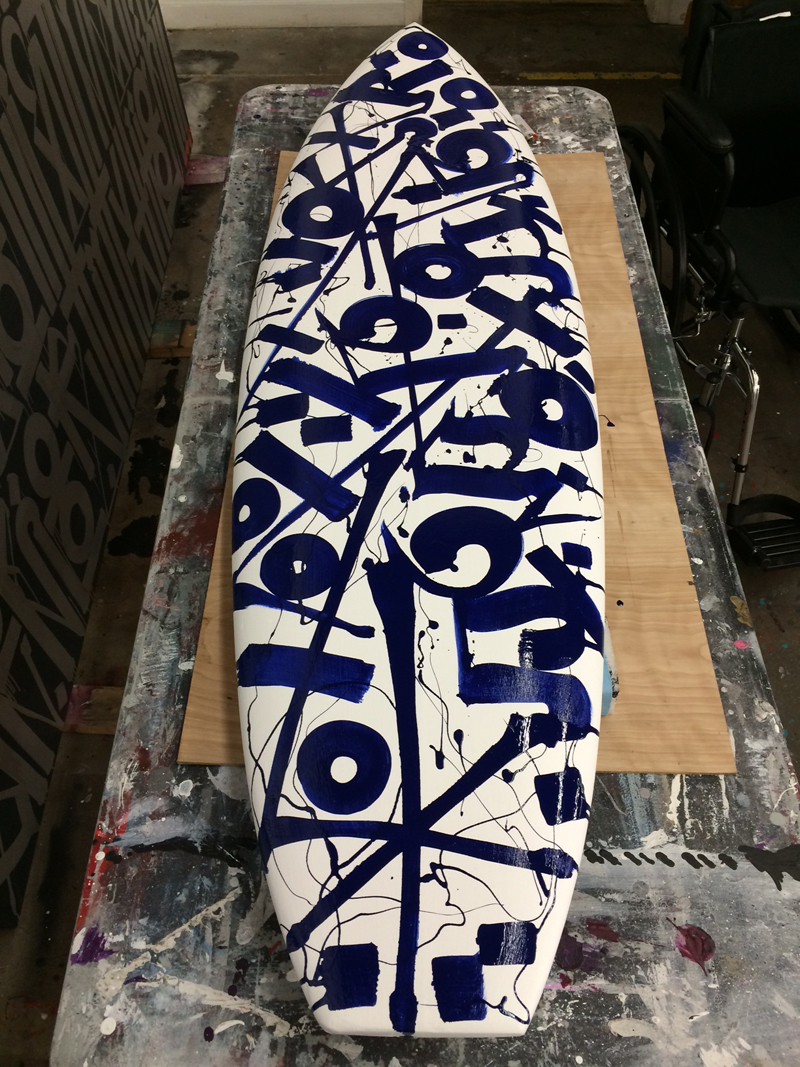 Retna for Juxtapoz x Chandran Gallery x Univ Benefit Auction for Waves for Water: retna4.JPG
